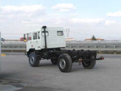truck 4x4 Iveco ACM 90