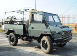 truck iveco wm90 4x4 pickup finale
