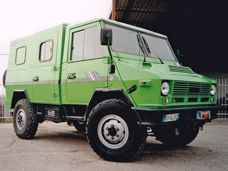fianco WM90 4x4 Marco G. Genova