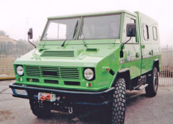 fronte WM90 4x4 Marco G. Genova