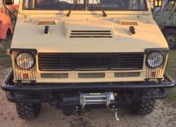 WM90 40E15 montaggio verricello