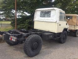 WM90 40E15 pronto per entrare in officina Truck 4x4