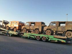 trasporto WM 90-40E13 da restaurare