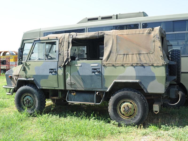 Iveco WM 90 40E13 prima della consegna