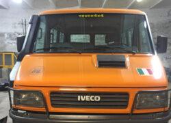 Iveco Turbo Daily 4x4 finiture carrozzeria