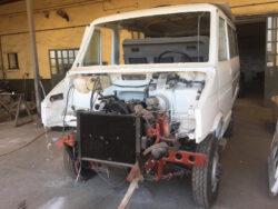 Iveco Turbo Daily 4x4 revisione meccanica