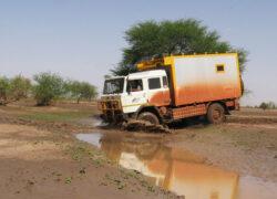 Mali-Mauritania passaggio fangoso
