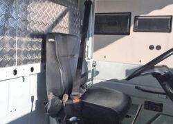 WM 90 montaggio componenti interni cabina