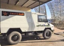 WM90 veicolo pronta consegna
