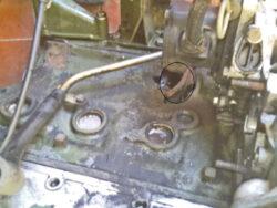 WM 90 smontaggio motore in officina