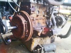 WM 90 smontaggio componenti motore in officina Truck4x4 DVD