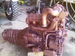 WM 90 assemblaggio nuovo motore
